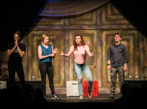 Missed Connections at Improvaganza